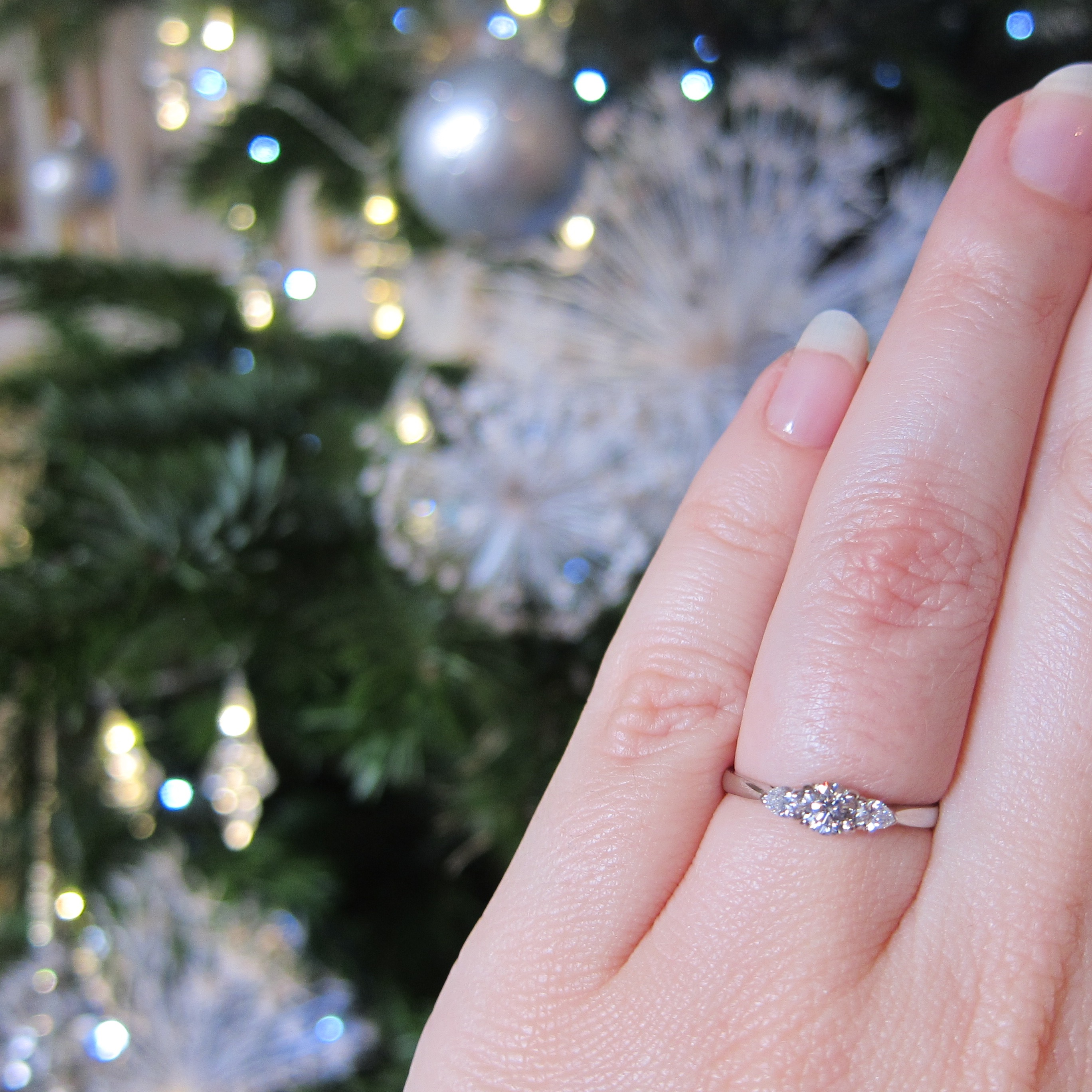 Engagement in December
