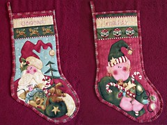 Christmas stockings, take 2
