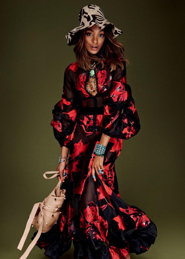 Джордан Данн — Фотосессия для «Vogue» JP 2015 – 5