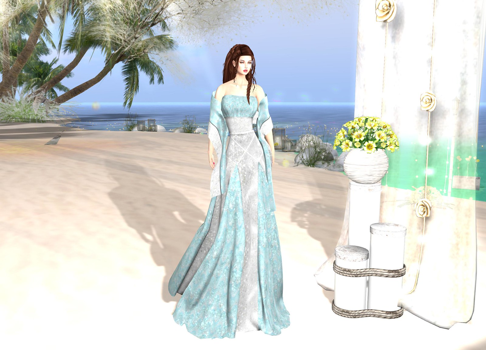 LuceMia - Baboom Couture & .:EMO-tion:. & PosESioN