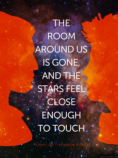 the stars feel close enough to touch