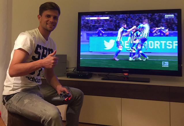 Valentin Stocker - FIFA16