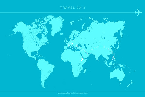 travelmap2015