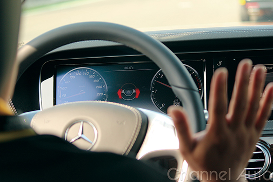Mercedes-Benz Driving Events 賓士智慧駕馭體驗營-12