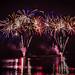 Ascona New Year's Fireworks 2016 - Ascona 01.01.2016