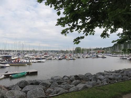 Arrivée à Québec (15 au 18 Juin 2015)chez Jean Paul