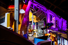 A Cacophony of Colour- Inside the EMP Museum