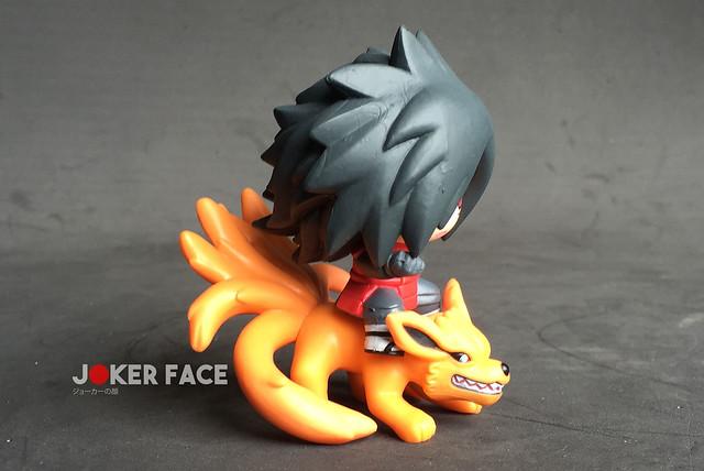 Mô hình Madara cửu vĩ chibi to - Naruto