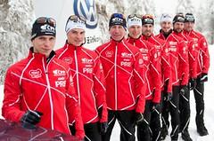 Repre bude letos sázet hlavně na štafety, vrcholem je Lahti