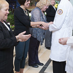 Dedication to the Profession. Blessing of the Hands 10.22.2016