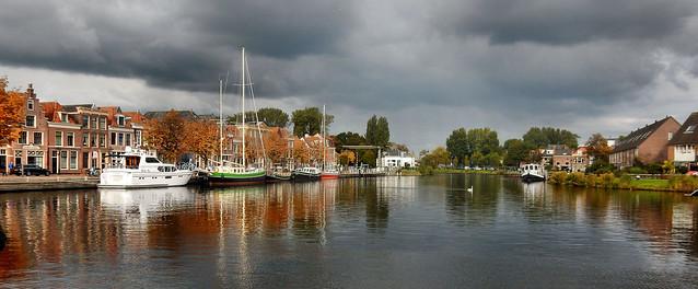 Noord-Hollands Kanaal,  Alkmaar