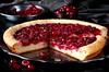 Vegan Cherry Yeast Pie
