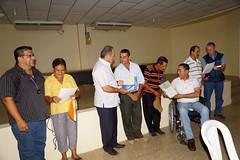 150 escrituras se entregarán en San Juan del Búa