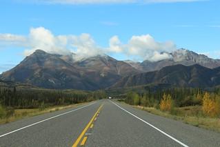 Yukon Territory in Autumn
