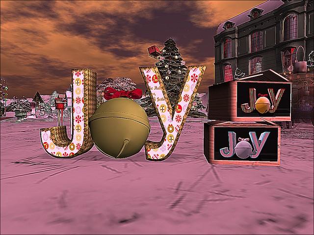 Snuggles Christmas - Joy