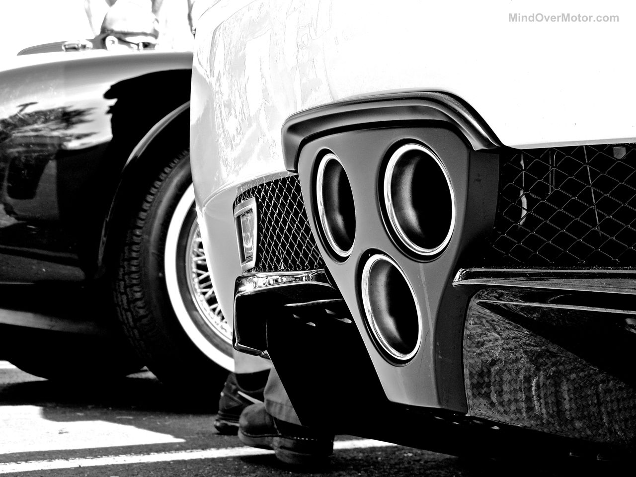 New Hope 2 Lexus LFA Exhaust