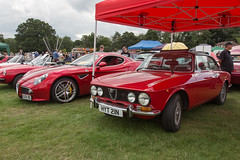 2015 Cranleigh Classic Car Show