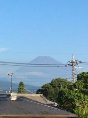 Mt.Fuji 富士山 9/12/2015