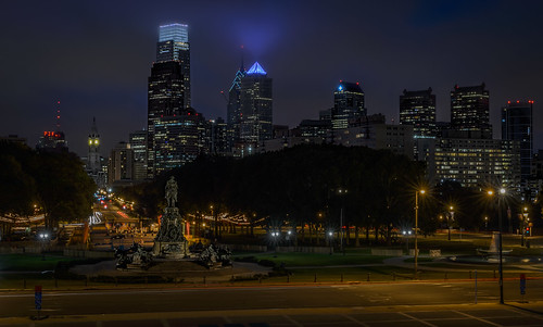 Downtown Philly by Geoff Livingston