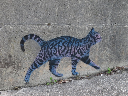 Stencil art by JPS