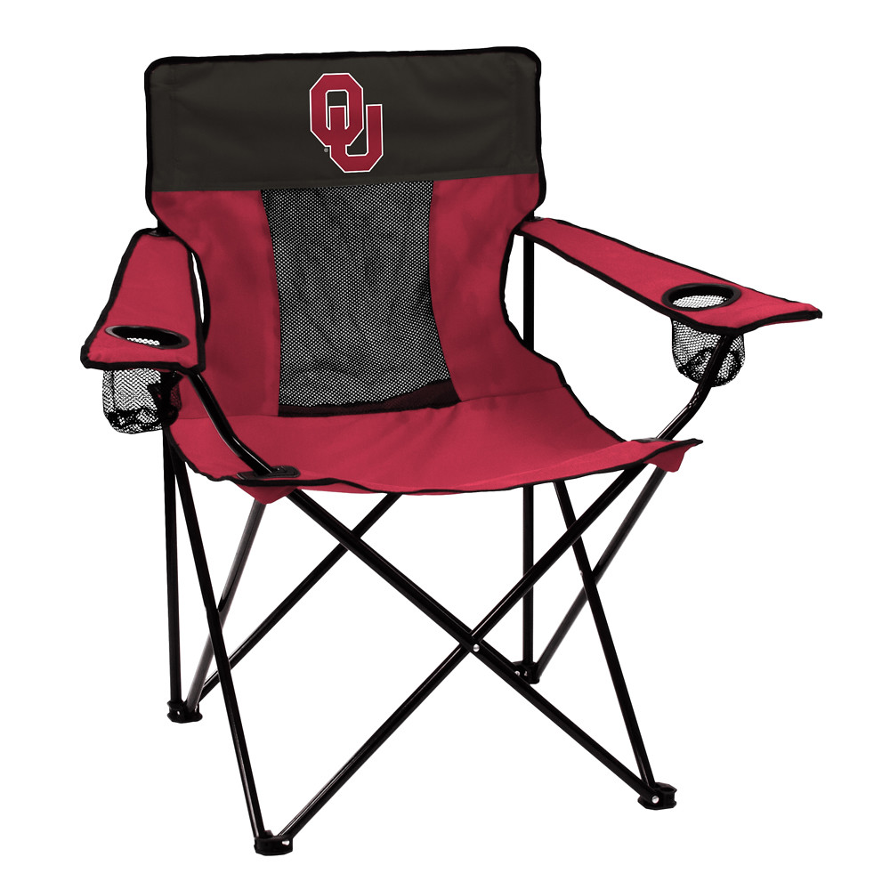 Oklahoma Elite TailGate/Camping Chair