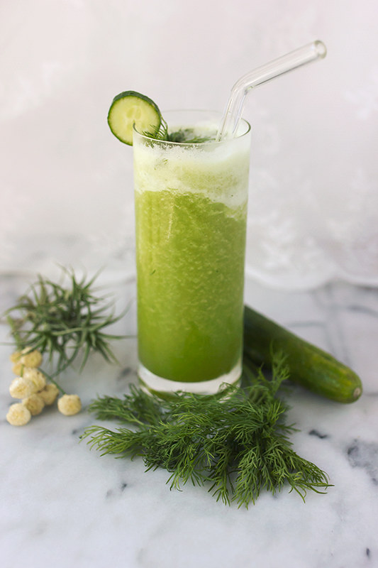 Cucumber Dill Refresher