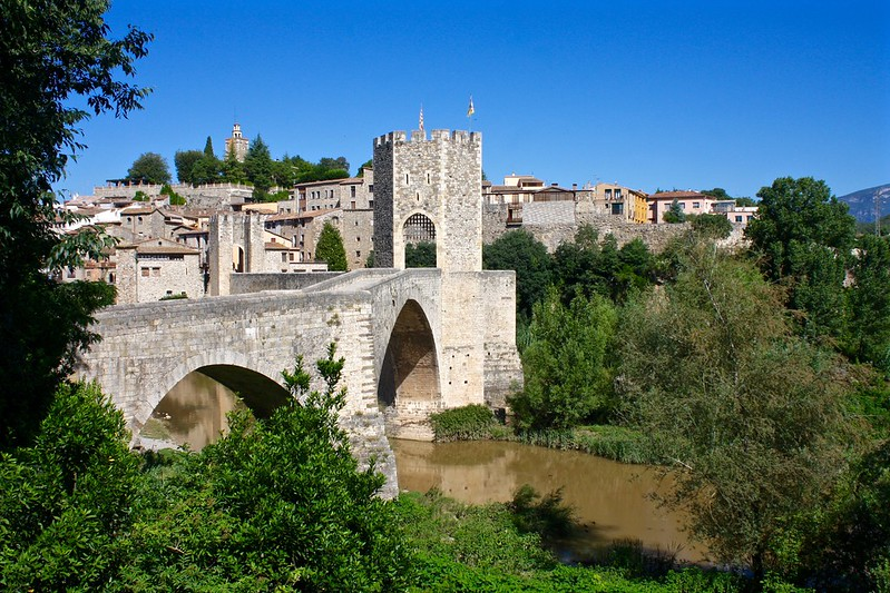 Besalú, June 18th, 2015