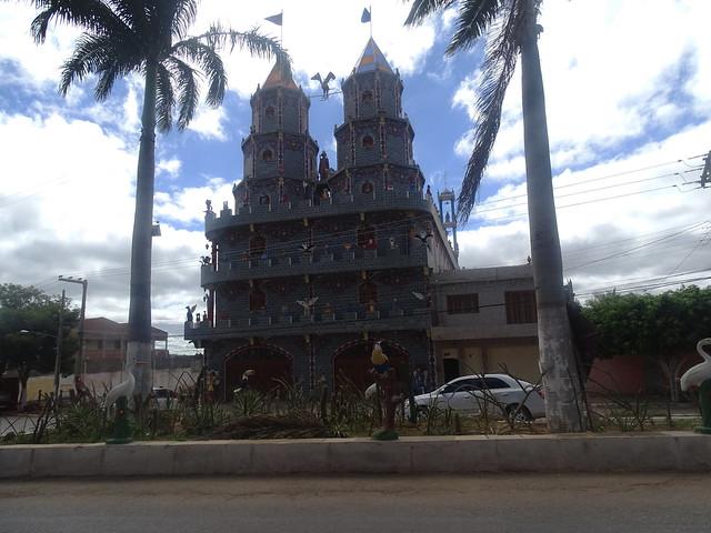 Castelo Armorial - São José do Belmonte, Pernambuco