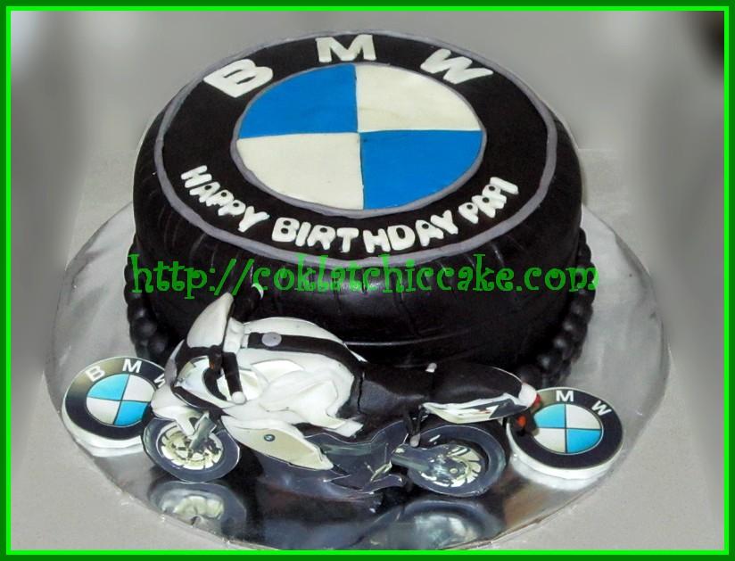Cake Motor BMW