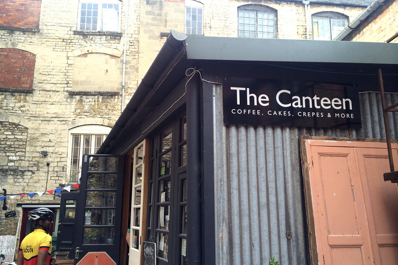 The Canteen, Nailsworth