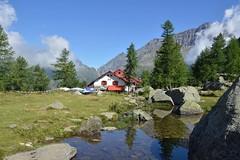 Alpe Ventina e Rifugio Porro