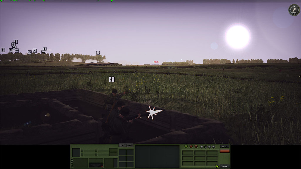 8_Combat_Mission_Red_Thunder_War_Movie_ADVANCED_mode