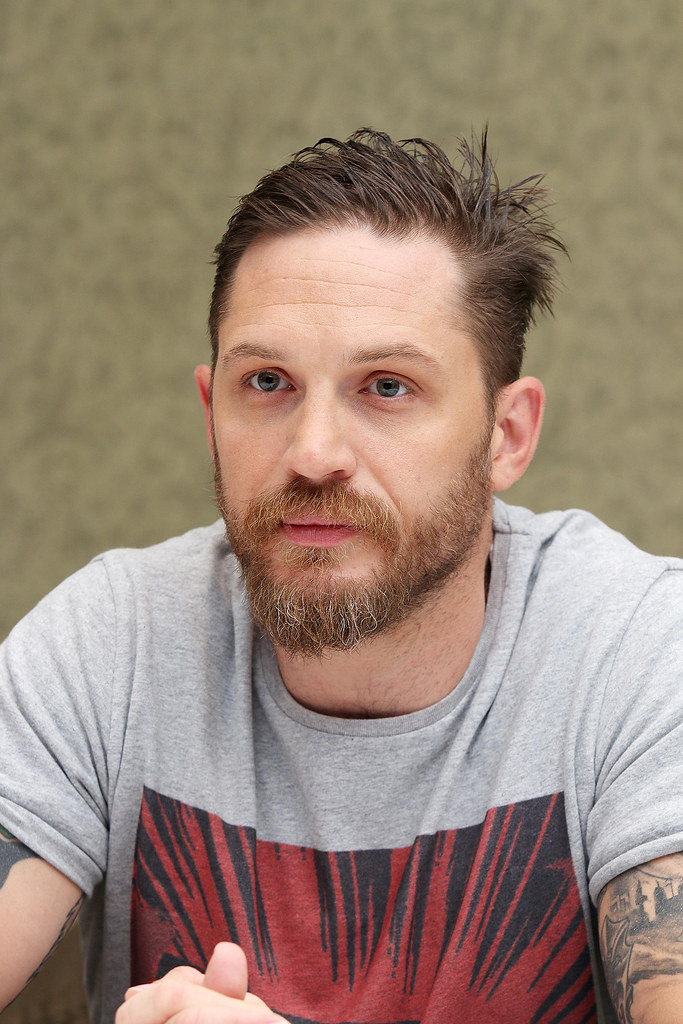 Том Харди — Пресс-конференция «Легенда» на «TIFF» 2015 – 23