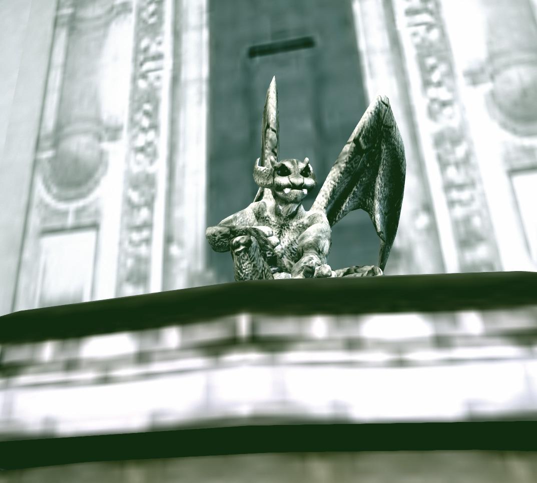 Avatar-Bizarre-Gargoyle-at-St-Paul's-Cathedral