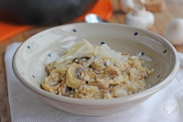 Risotto de champiñones www.cocinandoentreolivos.com (5)