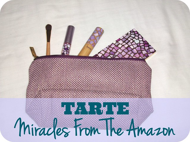 Tarte Miracles From The Amazon Set QVC