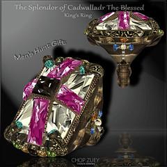The Splendor of Cadwalladr Ring - Hunt