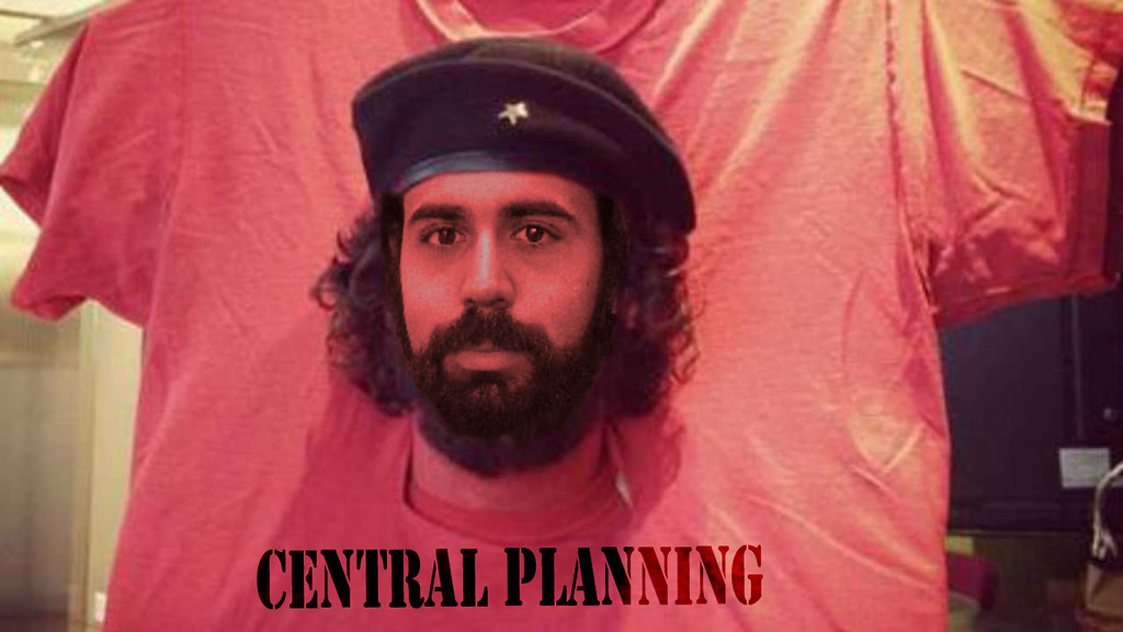 CENTRAL PLANNING