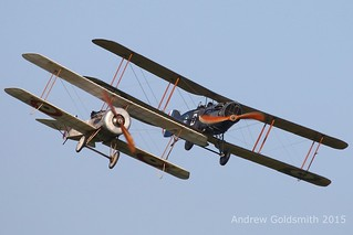 7782 a nice pair of Bristols, Scout and F,2b