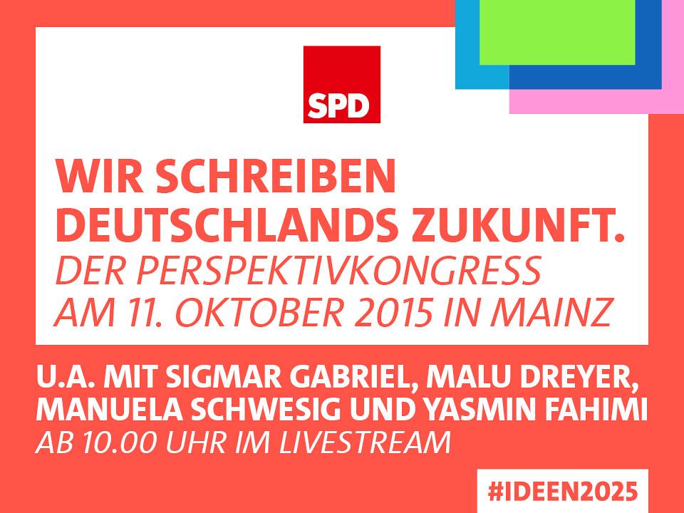 Perspektivkongress #ideen2025