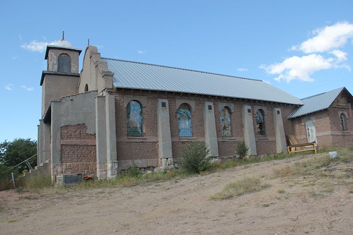 Our Lady of Light Mission Chapel, Lamy, NM