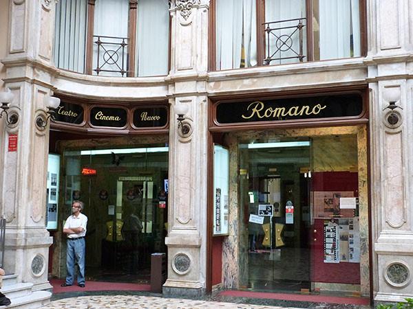 cinéma romano