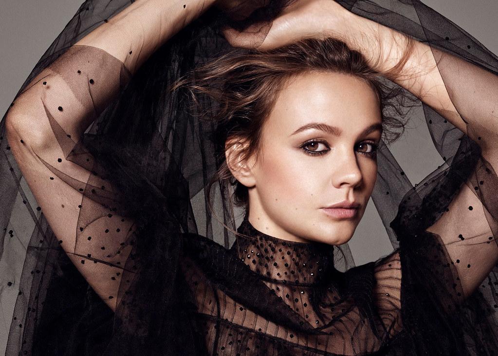 Кэри Маллиган — Фотосессия для «Elle» 2015 – 2