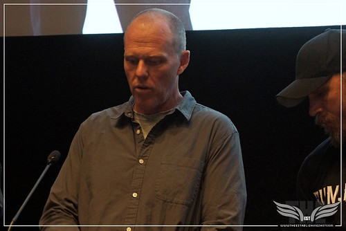 The Establishing Shot: LEGEND PRESS CONFERENCE - DIRECTOR BRIAN HELGELAND DISCUSSES MAKING LEGEND & THE KRAYS - SOHO HOTEL, LONDON