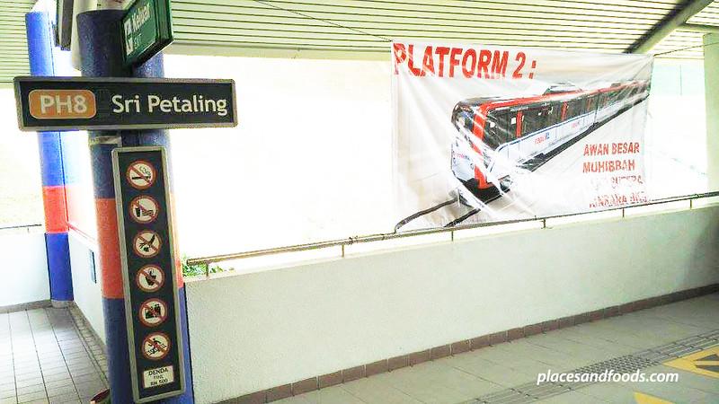 NEW LRT Sri Petaling