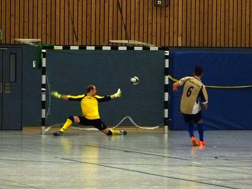 Sportschule Hennef: Türk Genc Köln 11:1 Bonner SC Futsal Lions II