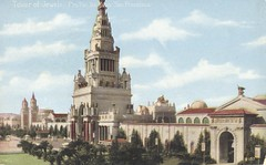 Tower of Jewels - Pan-Pacific International Exposition - San Francisco, California