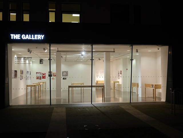 The Gallery - Plymouth College of Art - 2