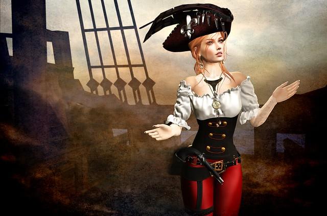 Red Handed Jill
