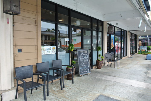 ハワイモエナカフェ外観2